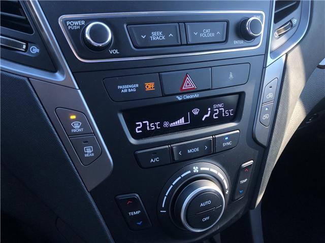 2018 Hyundai Santa Fe Sport 2.0T SE (Stk: H2276) in Saskatoon - Image 17 of 25