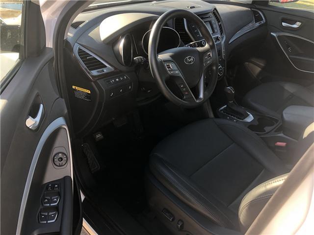 2018 Hyundai Santa Fe Sport 2.0T SE (Stk: H2276) in Saskatoon - Image 9 of 25