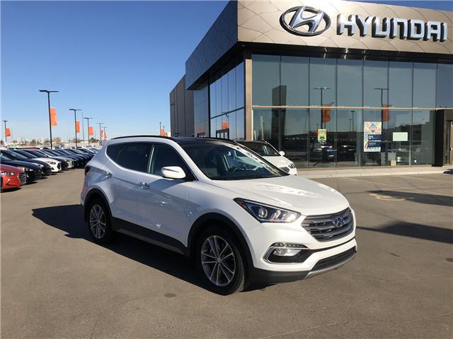 2018 Hyundai Santa Fe Sport 2.0T SE (Stk: H2276) in Saskatoon - Image 1 of 25