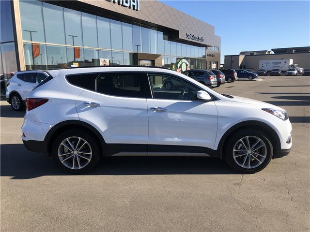 2018 Hyundai Santa Fe Sport 2.0T SE (Stk: H2276) in Saskatoon - Image 4 of 25