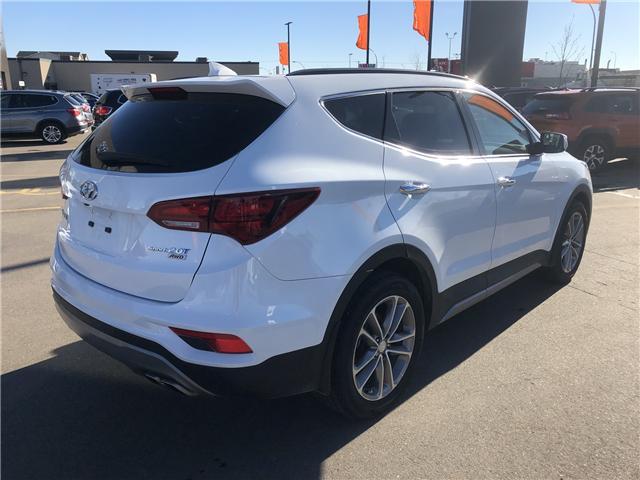 2018 Hyundai Santa Fe Sport 2.0T SE (Stk: H2276) in Saskatoon - Image 5 of 25