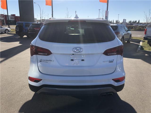 2018 Hyundai Santa Fe Sport 2.0T SE (Stk: H2276) in Saskatoon - Image 6 of 25