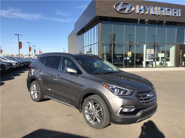 2018 Hyundai Santa Fe Sport 2.0T Limited 5NMZUDLA7JH054212 H2274 in Saskatoon