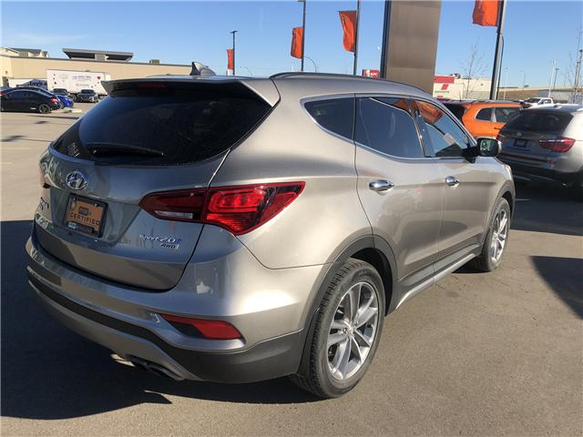 2018 Hyundai Santa Fe Sport 2.0T Limited (Stk: H2274) in Saskatoon - Image 5 of 21