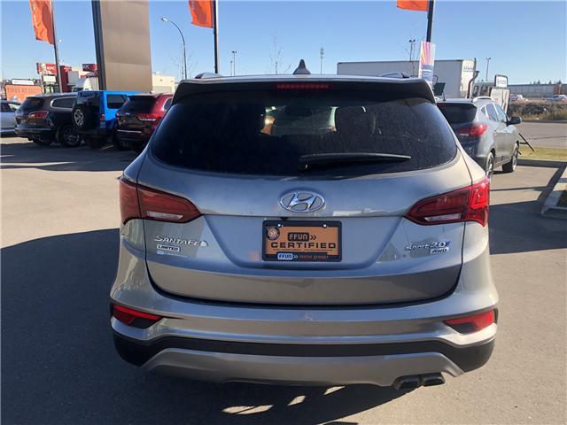 2018 Hyundai Santa Fe Sport 2.0T Limited (Stk: H2274) in Saskatoon - Image 6 of 21