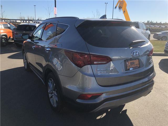 2018 Hyundai Santa Fe Sport 2.0T Limited (Stk: H2274) in Saskatoon - Image 7 of 21