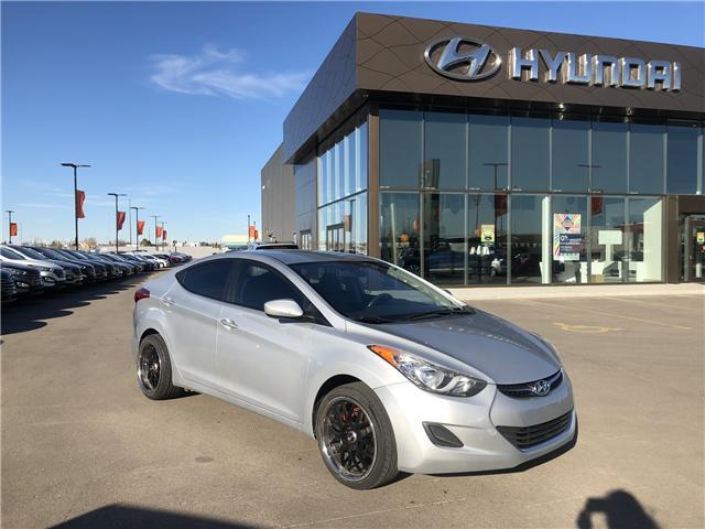 2012 Hyundai Elantra GL for sale in Saskatoon - Saskatoon