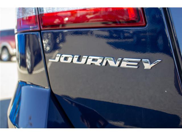 2017 Dodge Journey CVP/SE (Stk: HT512036N) in Surrey - Image 7 of 28
