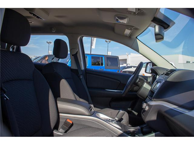 2017 Dodge Journey CVP/SE (Stk: HT512036N) in Surrey - Image 20 of 28