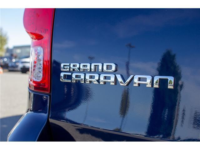 2017 Dodge Grand Caravan CVP/SXT (Stk: HR876114N) in Surrey - Image 6 of 27