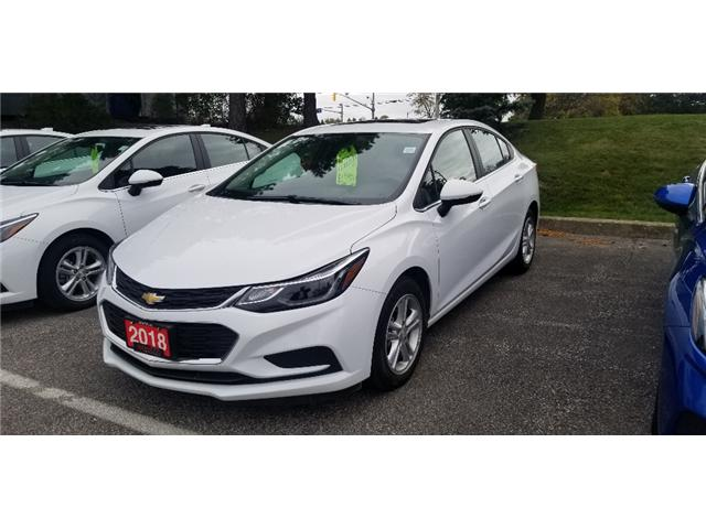 2018 Chevrolet Cruze LT Auto (Stk: 2565A) in Mississauga - Image 1 of 1