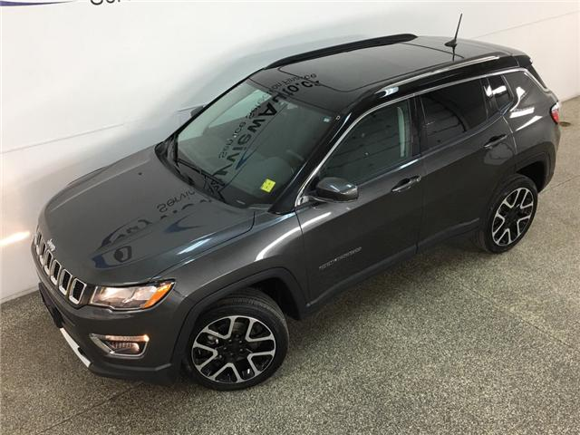 2017 Jeep Compass Limited (Stk: 33381W) in Belleville - Image 2 of 29