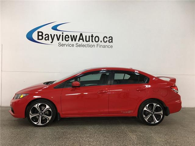 2014 Honda Civic Si (Stk: 33733J) in Belleville - Image 1 of 29