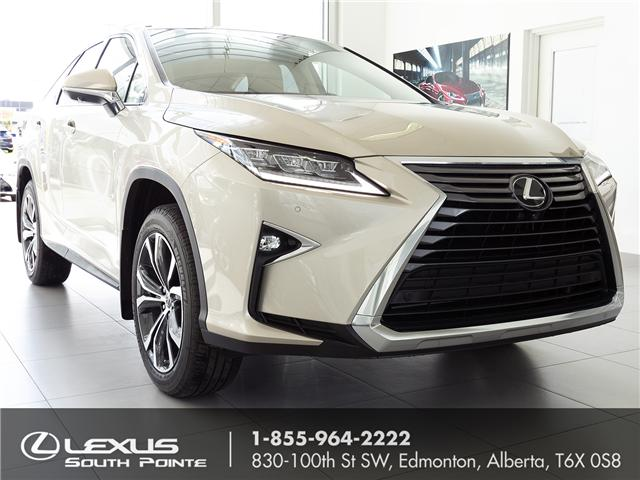 2019 Lexus RX 350L Luxury (Stk: L900113) in Edmonton - Image 1 of 22