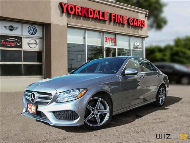 2015 Mercedes-Benz C-Class  (Stk: Y1 0865) in Toronto - Image 1 of 27