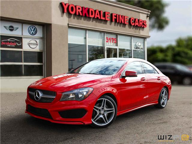 2015 Mercedes-Benz CLA-Class  (Stk: Y1 0845) in Toronto - Image 1 of 24