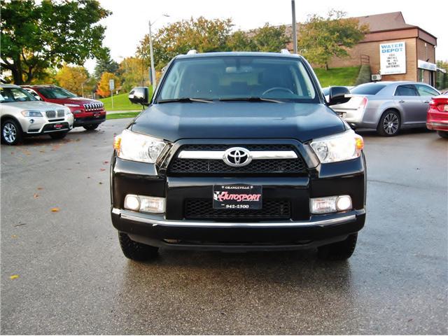 2011 Toyota 4Runner  (Stk: 1424) in Orangeville - Image 9 of 24