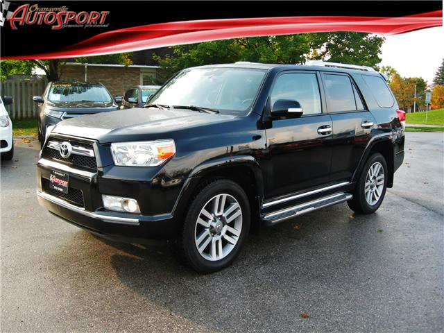 2011 Toyota 4Runner  (Stk: 1424) in Orangeville - Image 1 of 24