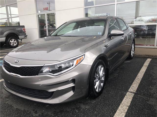 2017 Kia Optima LX+ (Stk: U0304) in New Minas - Image 1 of 3