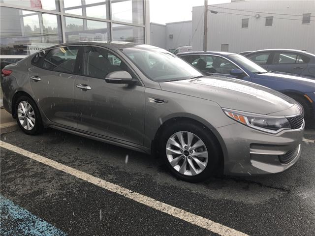 2017 Kia Optima LX+ (Stk: U0304) in New Minas - Image 2 of 3
