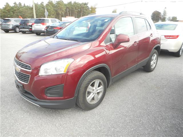2015 Chevrolet Trax 1LT (Stk: NC 3667) in Cameron - Image 1 of 10