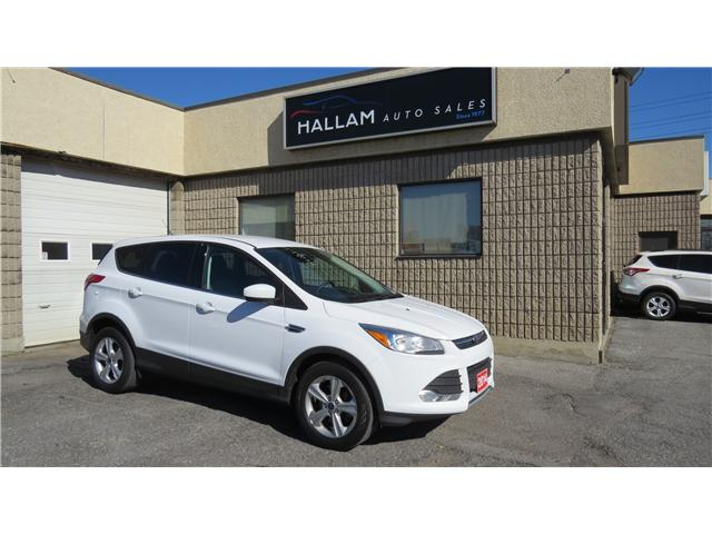 2014 Ford Escape SE (Stk: ) in Kingston - Image 1 of 16