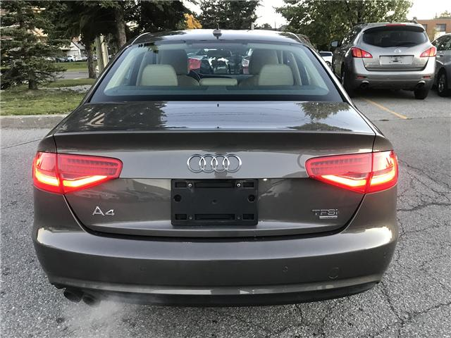 2014 Audi A4 2.0 Technik (Stk: ) in Concord - Image 5 of 20