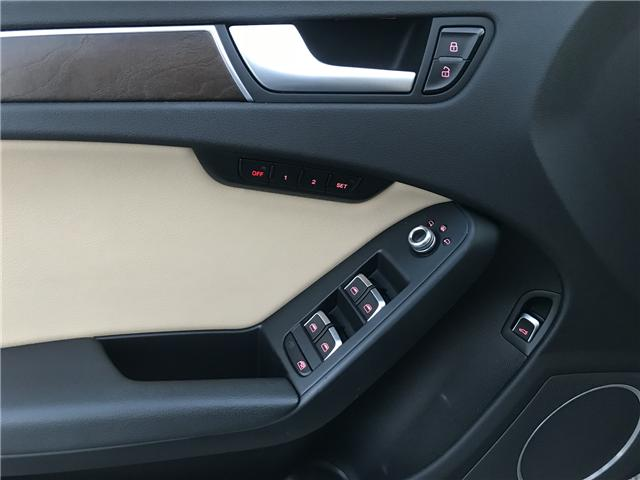 2014 Audi A4 2.0 Technik (Stk: ) in Concord - Image 16 of 20