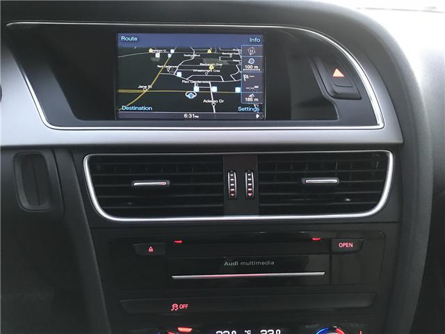 2014 Audi A4 2.0 Technik (Stk: ) in Concord - Image 19 of 20