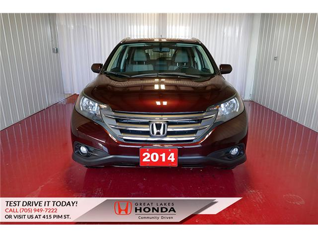 2014 Honda CR-V Touring (Stk: H6033A) in Sault Ste. Marie - Image 2 of 25