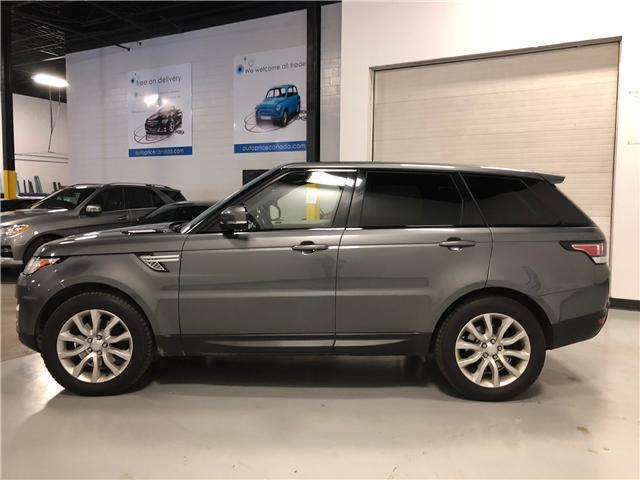 2015 Land Rover Range Rover Sport V6 SE (Stk: W9885) in Mississauga - Image 4 of 28