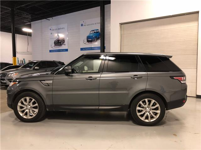 2015 Land Rover Range Rover Sport V6 SE (Stk: W9885) in Mississauga - Image 6 of 28