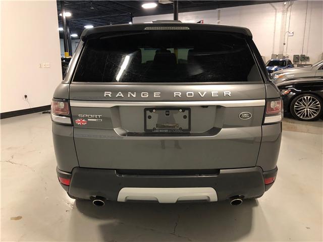 2015 Land Rover Range Rover Sport V6 SE (Stk: W9885) in Mississauga - Image 7 of 28