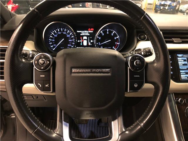 2015 Land Rover Range Rover Sport V6 SE (Stk: W9885) in Mississauga - Image 12 of 28