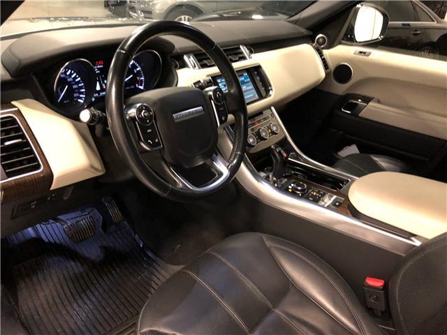 2015 Land Rover Range Rover Sport V6 SE (Stk: W9885) in Mississauga - Image 10 of 28