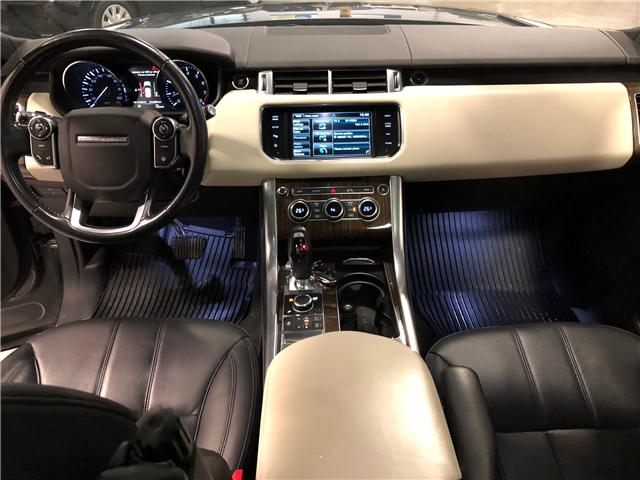 2015 Land Rover Range Rover Sport V6 SE (Stk: W9885) in Mississauga - Image 11 of 28