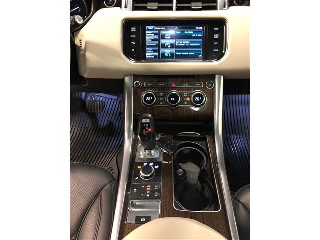 2015 Land Rover Range Rover Sport V6 SE (Stk: W9885) in Mississauga - Image 14 of 28