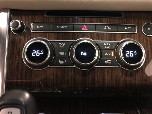 2015 Land Rover Range Rover Sport V6 SE (Stk: W9885) in Mississauga - Image 16 of 28