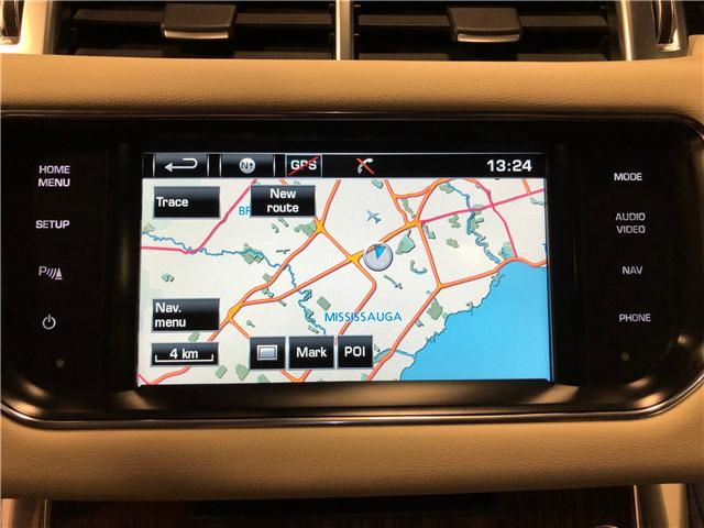 2015 Land Rover Range Rover Sport V6 SE (Stk: W9885) in Mississauga - Image 18 of 28