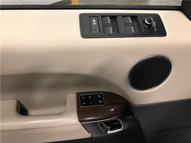 2015 Land Rover Range Rover Sport V6 SE (Stk: W9885) in Mississauga - Image 20 of 28