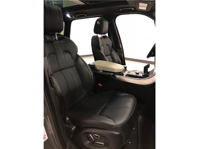 2015 Land Rover Range Rover Sport V6 SE (Stk: W9885) in Mississauga - Image 22 of 28
