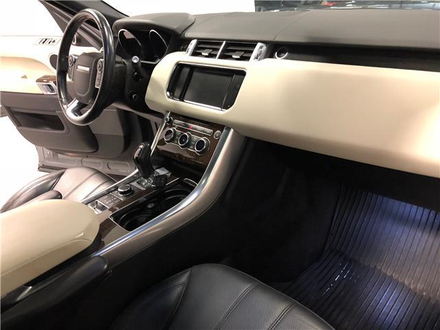 2015 Land Rover Range Rover Sport V6 SE (Stk: W9885) in Mississauga - Image 23 of 28