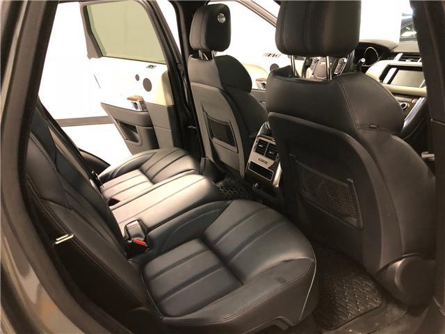 2015 Land Rover Range Rover Sport V6 SE (Stk: W9885) in Mississauga - Image 25 of 28