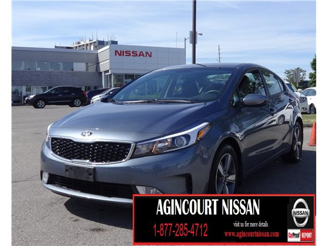 2018 Kia Forte LX+ (Stk: U12293R) in Scarborough - Image 1 of 19