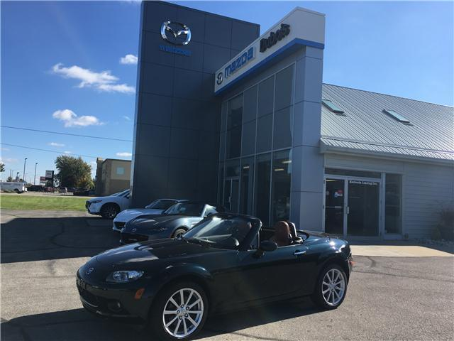 2008 Mazda MX-5 GT (Stk: UC5706) in Woodstock - Image 1 of 13