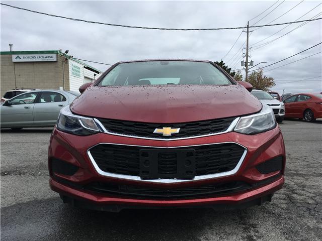 2018 Chevrolet Cruze LT Auto (Stk: 18-40534) in Georgetown - Image 2 of 25