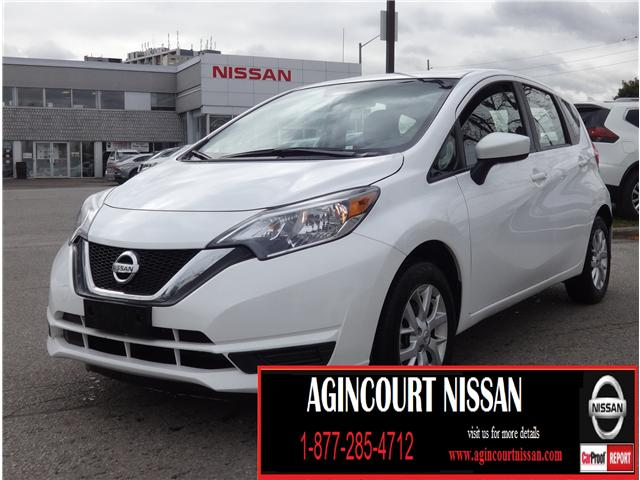 2018 Nissan Versa Note 1.6 SV (Stk: U12291R) in Scarborough - Image 1 of 21