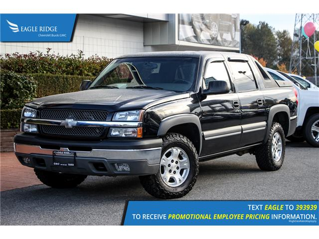 2003 Chevrolet Avalanche 1500 Base (Stk: 039311) in Coquitlam - Image 1 of 15