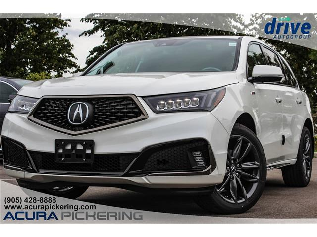 2019 Acura MDX A-Spec (Stk: AT250) in Pickering - Image 1 of 33