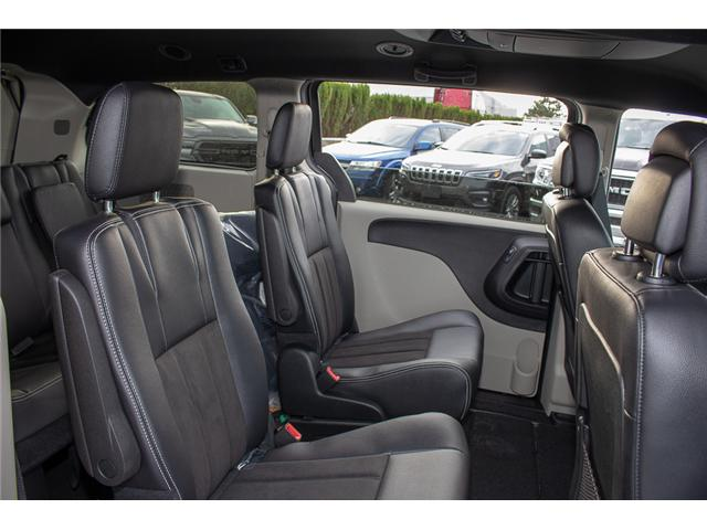 2019 Dodge Grand Caravan CVP/SXT (Stk: K559315) in Abbotsford - Image 17 of 29